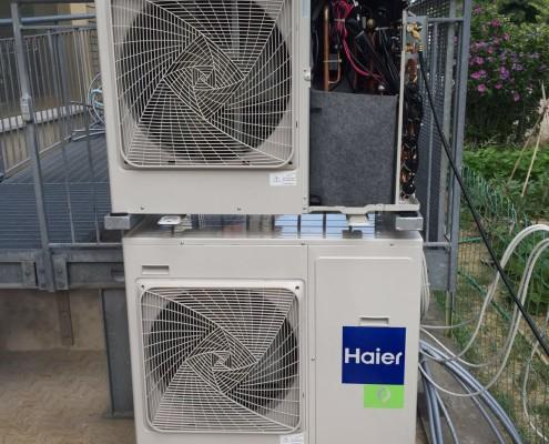 Impianto condizionamento archivi idraulico ferrara for Impianto climatizzazione