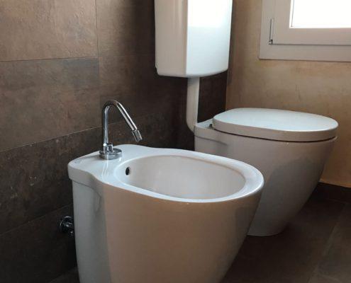 Ristrutturazione impianto idraulico e bagno ferrara idraulico