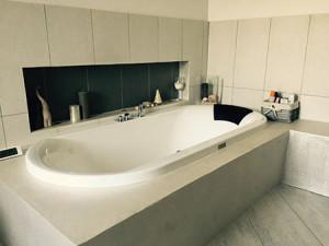 Vasca Da Bagno Nuova : Nuova vasca da bagno con incasso in muratura idraulico ferrara