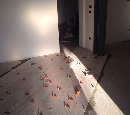 installazione pavimento ferrara