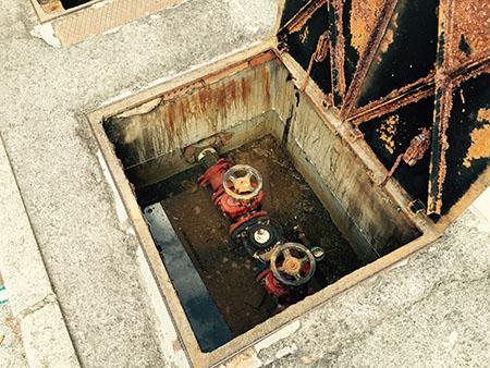 manutenzione impianto anticnendio a ferrara
