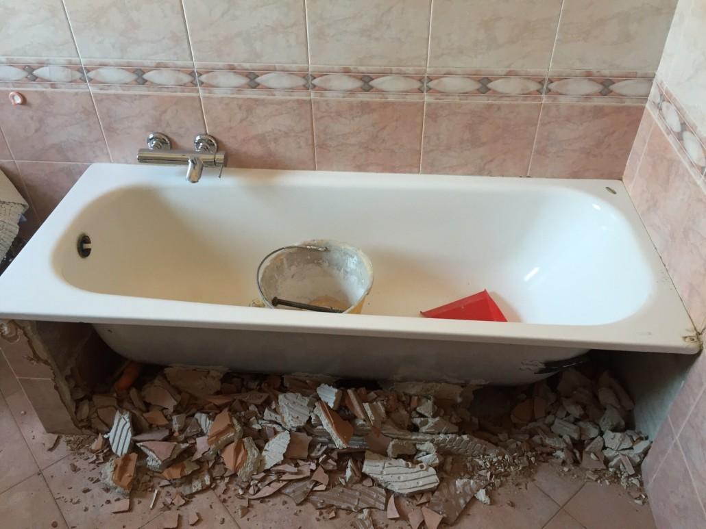 Rifacimento Vasca Da Bagno Bologna : Vasca da bagno in muratura modena idraulico ferrara