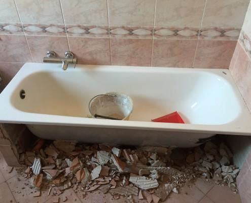 Sostituzione vasca doccia a Ferrara