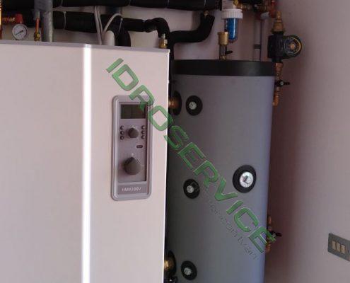 risparmio energetico impianto riscaldamento ferrara idroservice Installazione per Gea by greenenergy