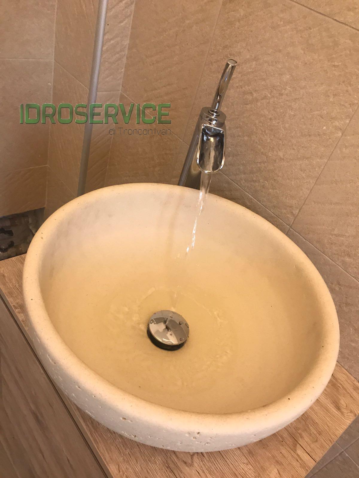 Come Pulire Il Lavabo In Resina installazione sanitari ferrara - idraulico ferrara