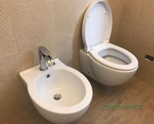 sanitari sospesi idroservice ferrara