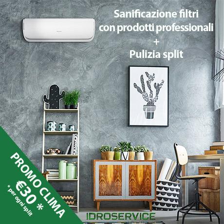 Idro Service per pulizia climatizzatore Ferrara